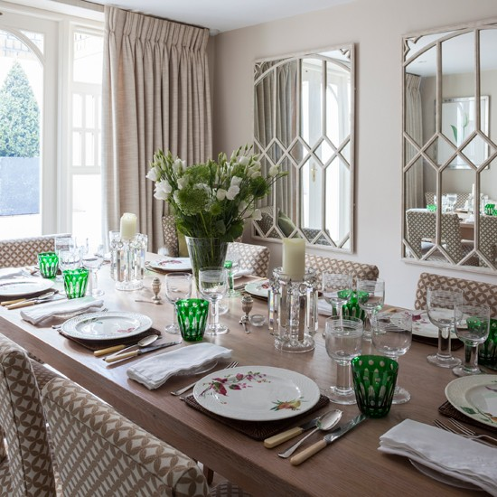 relaxed dining room dining room decorating ideas