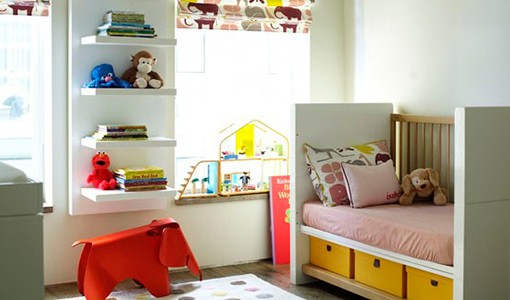 Nursery decorating ideas - 10 of the best