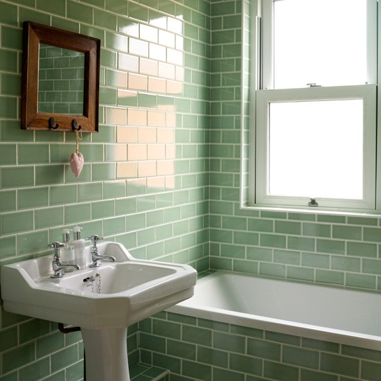 Housetohome Co Uk: Bathroom Decorating Ideas