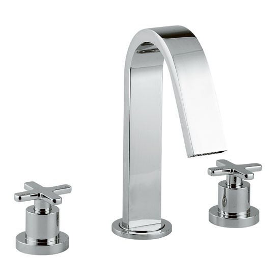 Abode Serenitie bath filler from John Lewis | Bathroom taps
