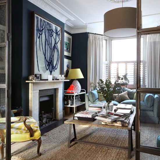 Living room | Period-style London home | House tour | PHOTO GALLERY | Livingetc | Housetohome.co.uk