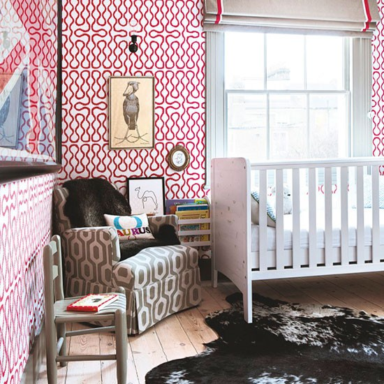 Nursery room | west London home | House tour | PHOTO GALLERY | Livingetc | Housetohome.co.uk