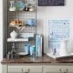 Eclectic cook's kitchen