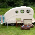 Tents and caravans - 5 ideas