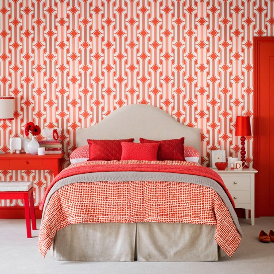 coral and cream bedroom bedroom decoration housetohome