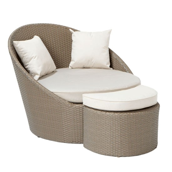 Sorento love seat from bhs garden seating housetohome for Garden love seat uk