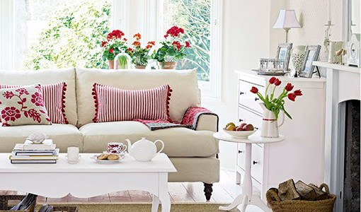 White living room ideas - 10 of the best
