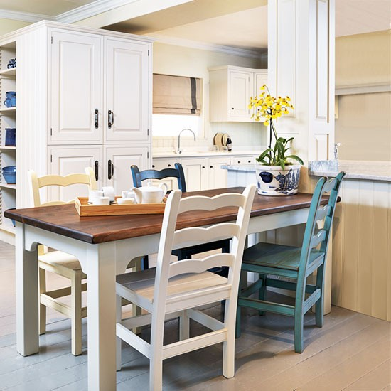 Kitchen diner with peninsula traditional kitchen diner - Peninsula in small kitchen ...