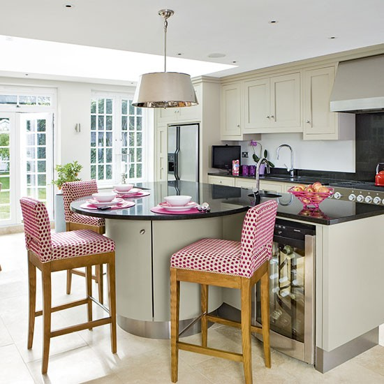 Kitchen Family Room Ideas Uk: Functional Family Kitchen-diner