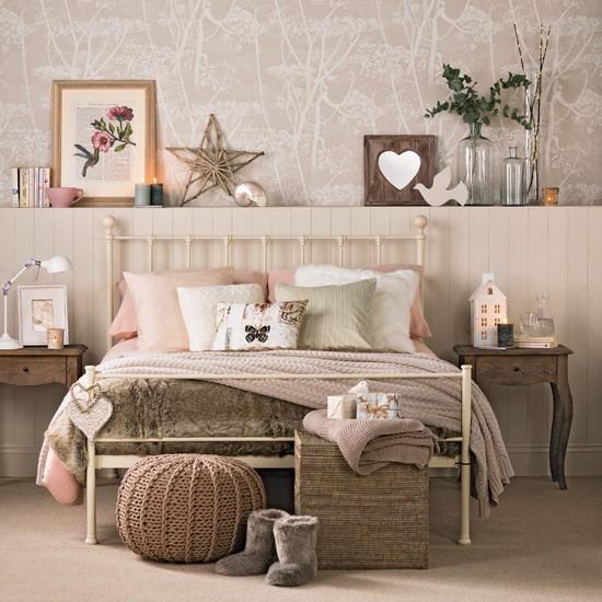 Rustic Vintage Bedroom Ideas-housetohome.media.ipcdigital.co.uk