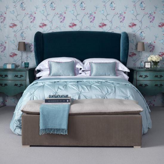 Luxury vintage boudoir vintage bedroom ideas for Boudoir bedroom ideas
