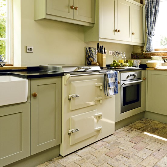 Be Inspired By A Beautiful Period Farmhouse Kitchen