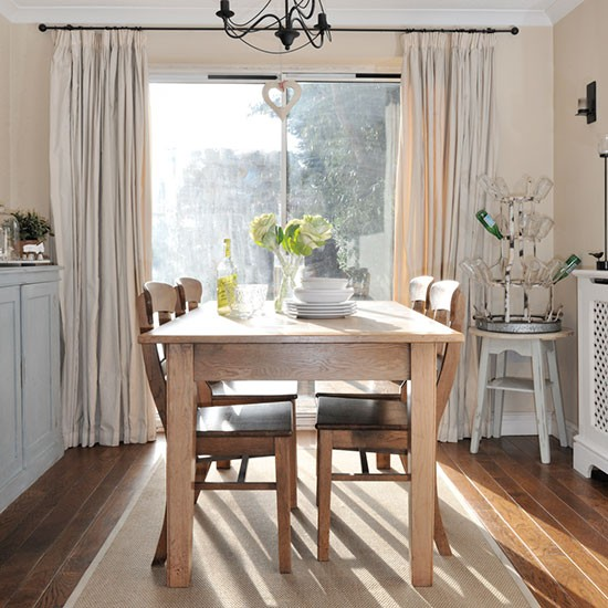 Dining room   New England-style home   House tour   PHOTO GALLERY   Ideal Home   Housetohome.co.uk