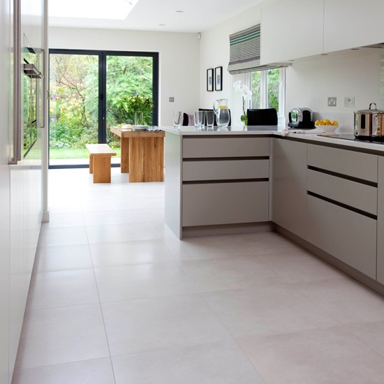 Open plan kitchen diner extension kitchen extensions for Extension to kitchen ideas