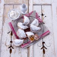Chaussons feuilletés aux abricots