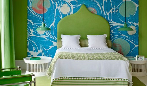 How to decorate with green - 10 of the best ideas