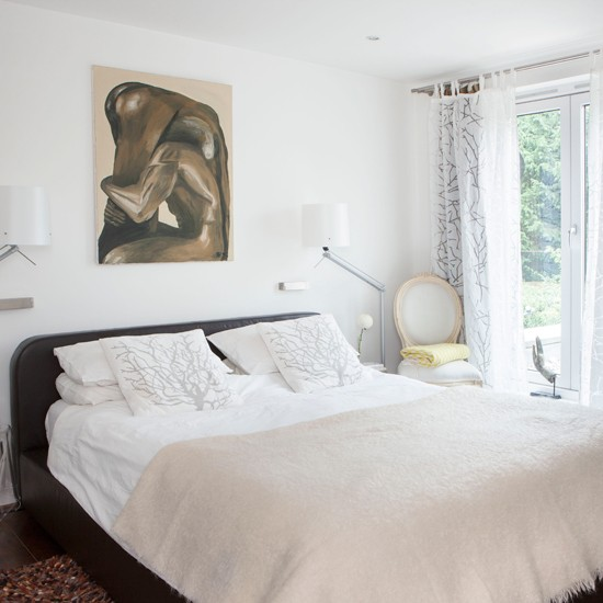 Http Housetohome Co Uk Bedroom Picture Neutral Tranquil Bedroom