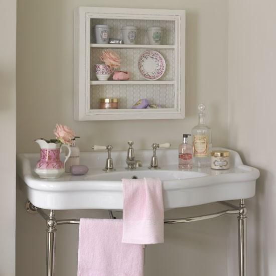 country bathroom wall storage country bathroom ideas. Black Bedroom Furniture Sets. Home Design Ideas