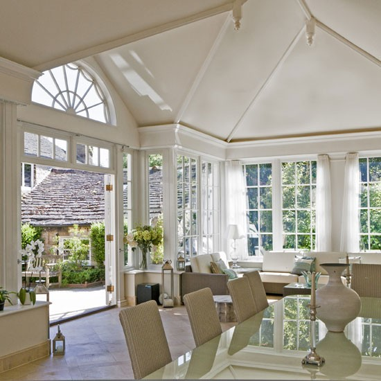 Georgian Style Conservatory Country Conservatory Ideas Housetohome