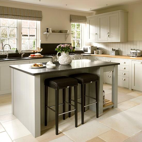 Grey Kitchen Shaker: Grey Shaker Style Kitchen