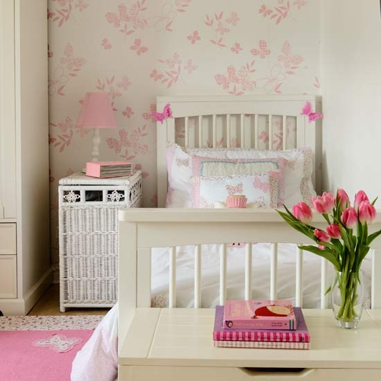 Girl's bedroom | Gloucestershire family home | House tour | PHOTO GALLERY | Style at Home | Housetohome.co.uk