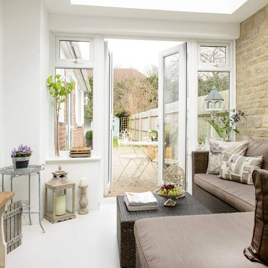 Conservatory | Gloucestershire family home | House tour | PHOTO GALLERY | Style at Home | Housetohome.co.uk