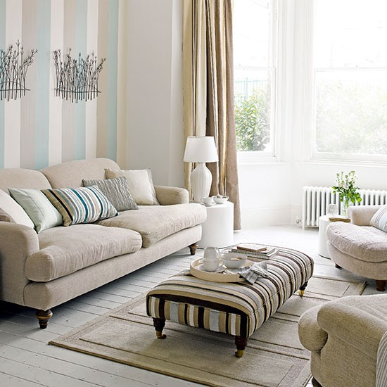 Decorating Ideas > Neutral Living Room  Housetohomecouk ~ 191711_Living Room Decorating Ideas Neutral