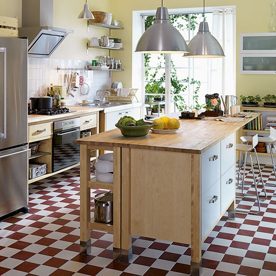Ikea Kitchen Gallery: Freestanding Kitchens