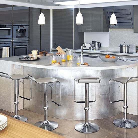 Designer Kitchen Units Housetohome Co Uk