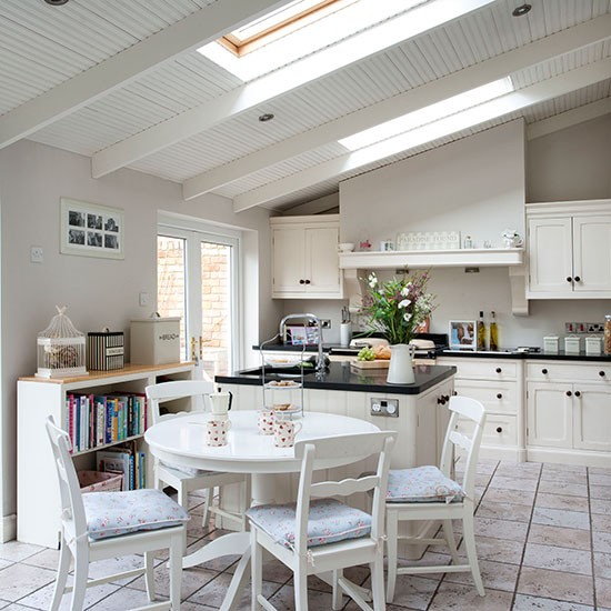 Cream Country Kitchen Diner Housetohomecouk