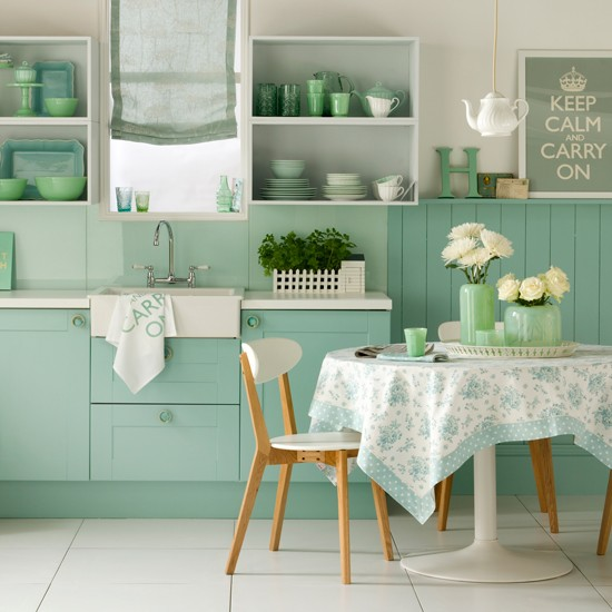 Outstanding Minty Green Kitchen 550 x 550 · 62 kB · jpeg