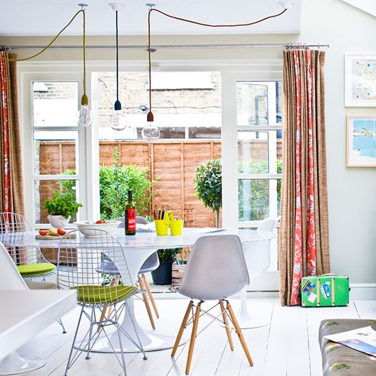 Dining room | South London home | House tour | PHOTO GALLERY | Livingetc | Housetohome.co.uk
