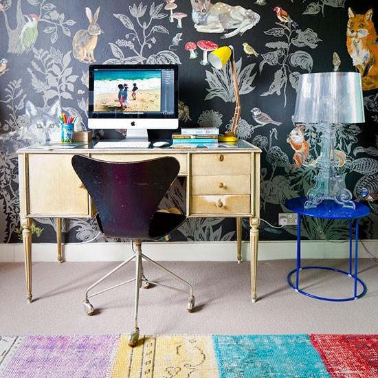 Home office | South London home | House tour | PHOTO GALLERY | Livingetc | Housetohome.co.uk