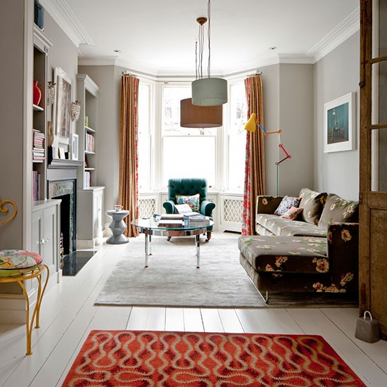Living space | South London home | House tour | PHOTO GALLERY | Livingetc | Housetohome.co.uk