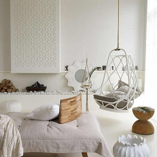 INTERIOR DESIGN CHATTER : White Inspiration