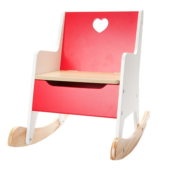 Rocking chair with storage from Store | Children's room furniture ...