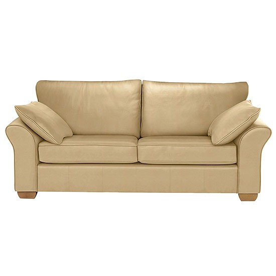Garda Leather Sofa From Next Traditional Sofas