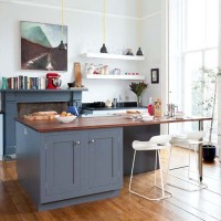 Take a look around this stunning Shaker kitchen