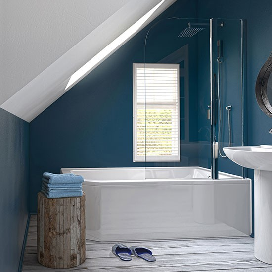 Alberti shower-bath from Bathrooms.com | Shower-baths | housetohome.