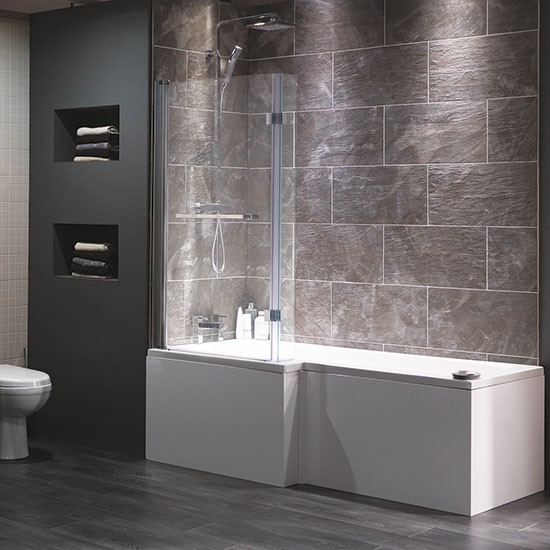 Cambridge shower bath from victoria plumb shower baths for Bathroom design cambridge