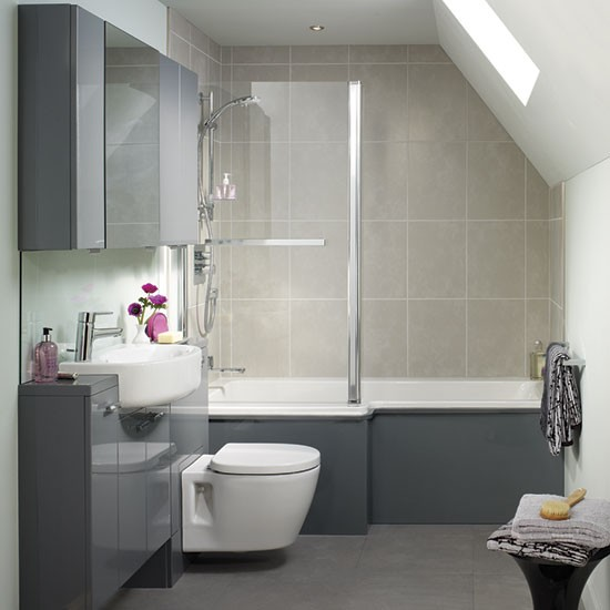 Ideal standard bathrooms uk home decoration ideas - Bathroom ideas for small spaces uk style ...