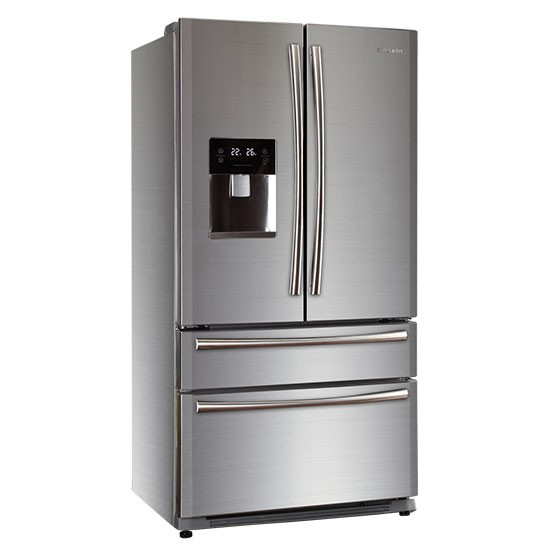hb22fwrssaa fridge freezer from haier american style. Black Bedroom Furniture Sets. Home Design Ideas