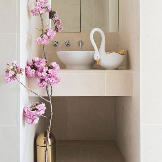Bathroom | Urban chic north London home | House tour | PHOTO GALLERY | Livingetc | Housetohome