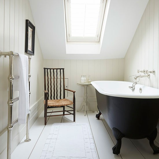 Bathroom take a tour around a hamptons style victorian Bathroom design company london