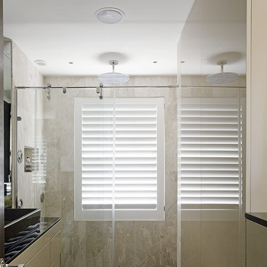 Choosing shutters for a wet room | Celia Rufey answers your window ...