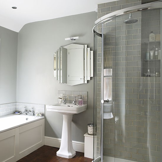 Shower rooms for Ideal home bathroom ideas