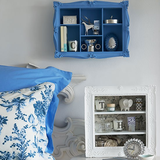 Box frames | Country storage ideas | PHOTO GALLERY | Country Homes and Interiors | Housetohome.co.uk