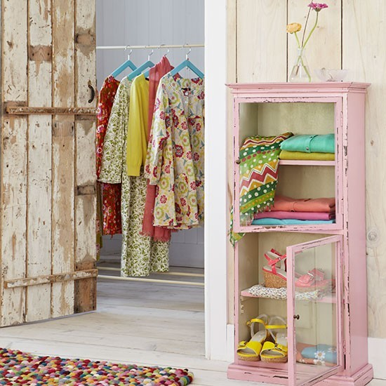 Clothes cabinet | Country storage ideas | PHOTO GALLERY | Country Homes and Interiors | Housetohome.co.uk