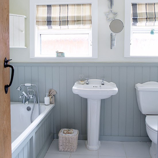 Bathroom Step Inside This Coastal Home In West Sussex