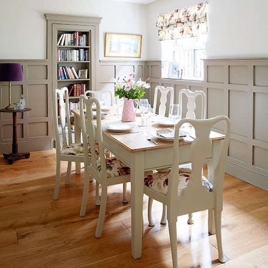 dining room step inside this coastal home in west sussex